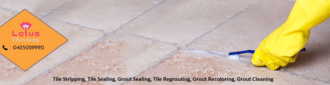 Grout Cleaning Keilor East